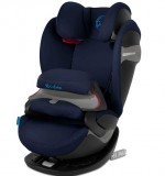 Автокресло Pallas S-fix Indigo Blue navy blue PU1