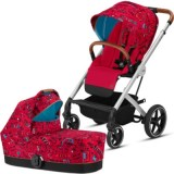 Коляска 2в1 Balios S Cybex (Love red)