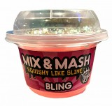 Лизун Slime Mix&Mash Bling, 180 гр