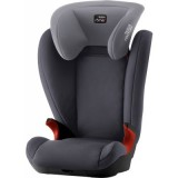 Автокресло Britax Romer Kid II Black Series, Storm Grey