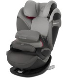 Автокресло Cybex Pallas S-fix Soho Grey mid grey