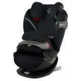 Автокресло Cybex Pallas S-fix Deep Black black