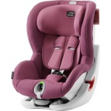 Автокресло Britax-Romer King II LS Wine Rose