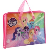 Портфель на молнии My Little Pony