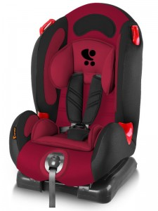 Автокресло Bertoni F-1, black&red
