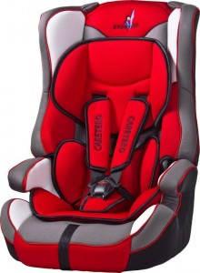 Автокресло Caretero Vivo, red