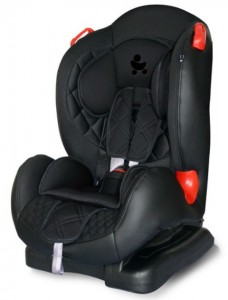 Автокресло Bertoni F-1, black leather