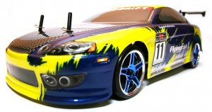 Дрифт Himoto Drift TC HI4123BL Brushless (синий) 1:10