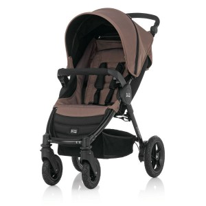 Коляска Britax B-Motion 4 Fossil brown