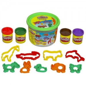 Мини ведерко Animal Play-Doh