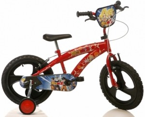 Велосипед Dino Bikes Dragon 16, blue-red