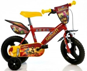 "Велосипед Dino Bikes Gormiti 12"", red-yellow"