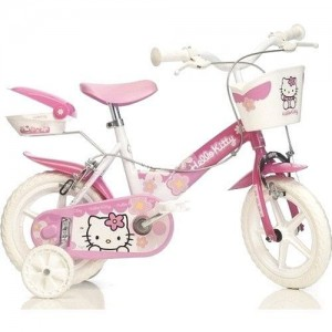 "Велосипед Dino Bikes Hello Kitty 20"", pink-white"