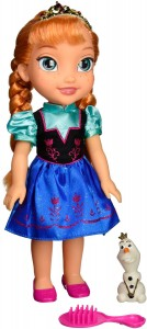 Анна, Disney Princess Jakks