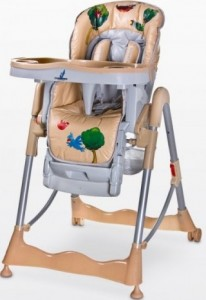 Стульчик Caretero Magnus Fun, beige