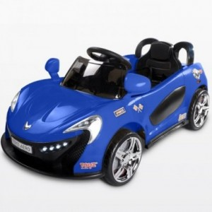 Электромобиль Caretero Aero blue