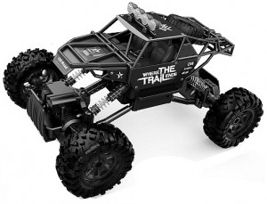 Where The Trail Ends - Автомобиль Off-Road Crawler, 1:14