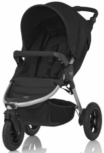 Коляска Britax B-Motion 3, Cosmos Black