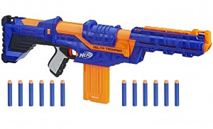Бластер Nerf N-Strike Elite Delta Trooper