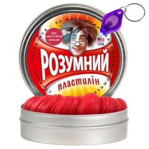 Умный пластилин Thinking Putty Red, Light and Blue