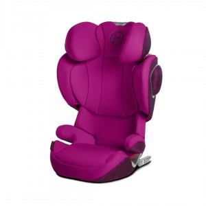 Автокресло Solution Z-fix Passion Pink purple PU1