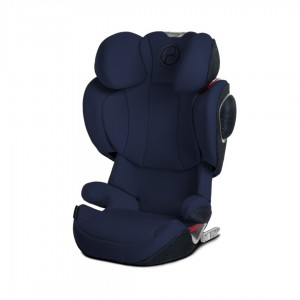 Автокресло Solution Z-fix Midnight Blue-navy blue PU1