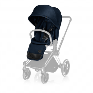 Прогулочный блок Priam Lux Seat RB Midnight Blue navy