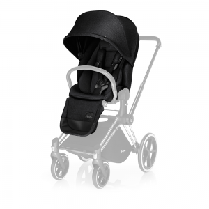 Прогулочный блок Priam Lux Seat RB Stardust black