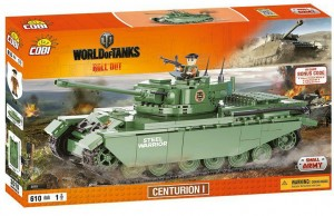 Конструктор Танк Centurion I World of Tanks