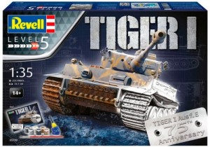 Танк Tiger I Ausf.E 75th Anniversary