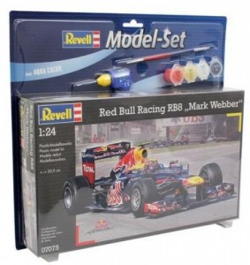 Автомобиль Red Bull Racing RB8