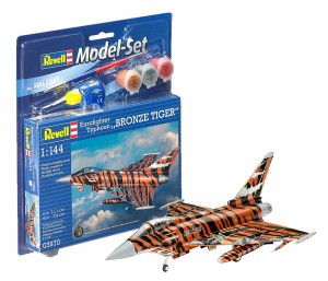 Истребитель Eurofighter Bronze Tiger