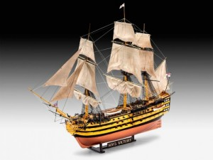 Корабль Admiral Nelson Flagship: Battle of Trafalgar