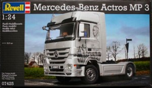 Автомобиль Mercedes-Benz Actros MP 3