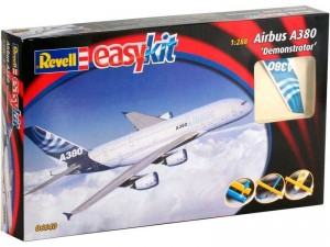 Аэробус A380 Demonstrator - easy kit