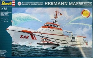 Корабль Search and Rescue Vessel Hermann Marwede
