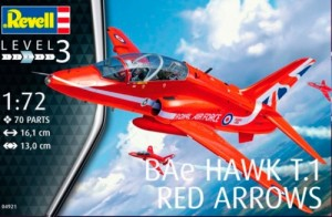 Лёгкий штурмовик BAe Hawk T.1 Red Arrows
