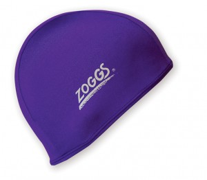 Шапочка для плаванья Stretch Cap, Purple