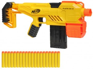 Бластер Nerf Alpha Flyte Strike CS-10