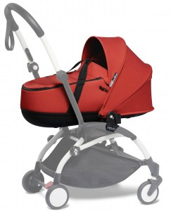 Люлька BABYZEN YOYO Bassinet Red