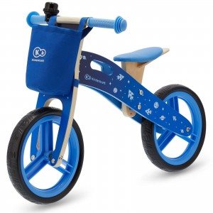 Бiговел Kinderkraft Runner Galaxy Blue