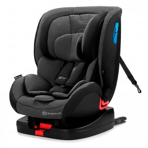 Автокрiсло Kinderkraft Vado Black